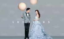 【天然婚纱摄影】告白气球文艺系列