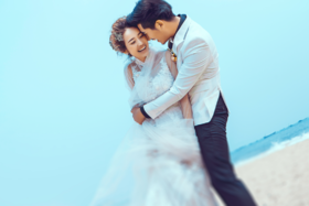 HAPPINESSTREE——海景婚纱照