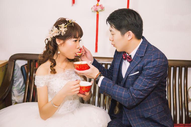 「首席婚礼摄影」一花一世界,一人一心思