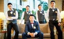 丁和江【客照】——男士婚礼礼服