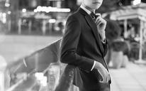 丁和江【客照】——休闲时尚男士西服