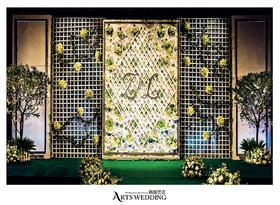 韩国艺匠—清新主题婚礼—明日