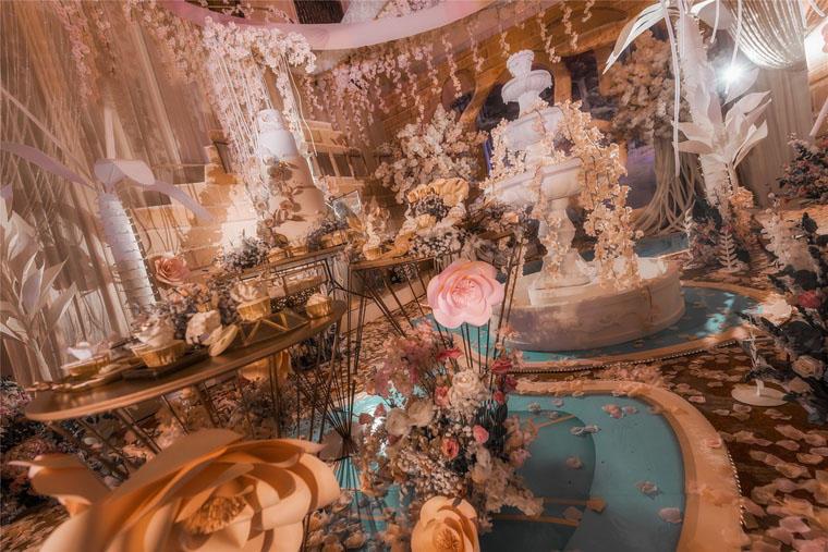 【复古婚礼】DOCKLANDS-金色奢华~有你的地方