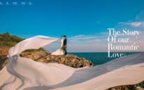HAPPINESSTREE-礁石海景婚纱照