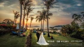 【唯美婚纱照 客片—大小洞天】张先生&杨女士