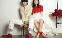 韩国印象 全新时尚婚纱照风格——恋爱两三事