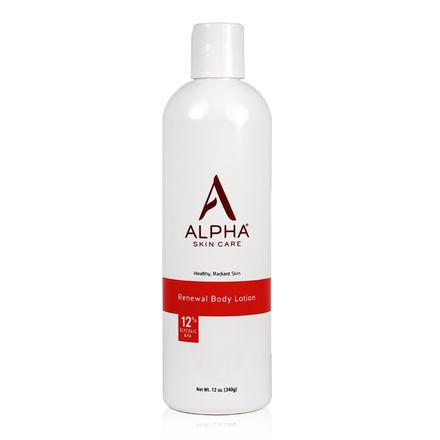 【去鸡皮神器】Alpha skin care 12%果酸身体乳