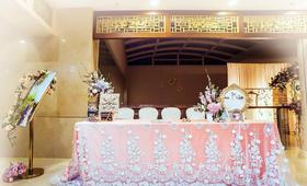 『蒂琳婚礼企划』小清新裸粉色婚礼
