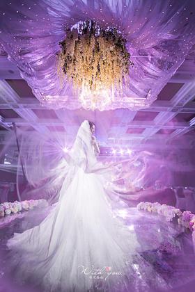 【唯优婚礼】 私语花园 · 粉紫色的梦幻