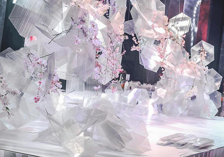 【Moonrise kingdom】·水晶仙境唯美婚礼布置