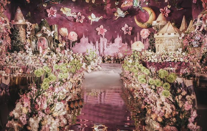 【粉色童话小精灵之城堡篇】·创意