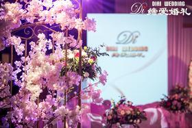 【缔爱婚礼】—— 粉红色的回忆