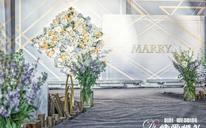 【缔爱婚礼】—— 繁花似锦梦幻婚礼布置