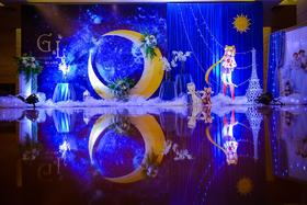 【皇室婚典】---星空布置,魔力美少女战士