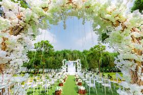 【皇室婚典】---卓尔悦玺户外婚礼·小清新浪漫