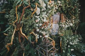 「艾溪婚礼」- Construct home·森系唯美布置