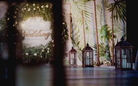 爱慕婚礼真实案例《只为遇见你和爱情》·浪漫唯美森系
