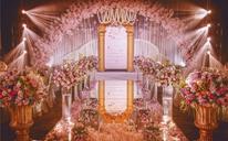 宫喜婚礼 法式花蔓宫廷婚礼《圆舞初上》·梦幻欧式布置