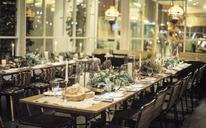 「森系餐桌布置」幸福溢出的感觉