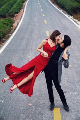 《彼爱 纪实风婚纱摄影》——潘朵拉最新系列外景