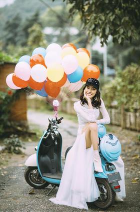 【首尔摄影厦门店】告白气球-小资旅拍包酒店送婚纱