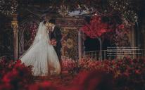 《旖旎》复古红色创意婚礼