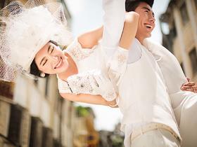 【南昌波西米亚婚纱摄影】— 爱旅行的爱情·浪漫文艺婚纱照