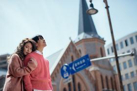 【进部摄影】一见钟情 再见倾心 三生有幸·个性街头