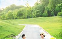 【大视觉摄影】陪你到时间尽头——文艺公路婚纱照