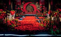 花海婚礼•魅红