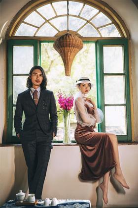【37度爱婚纱摄影】- 西语芳华·复古欧式纪实风