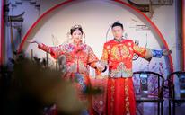 花儿映画婚礼跟拍案例18.01.13重庆五洲星光酒店