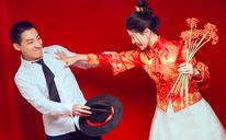 【唯艺11月顾客】欢喜记·中式婚纱照