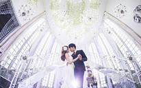 青岛名爵婚纱摄影·教堂唯美婚纱照