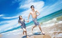 【六月记忆高端摄影】黑白·海滩