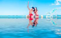 【六月记忆高端摄影】海边浪漫婚纱照