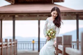 大画印象丨你们微笑——韩式海景婚纱照