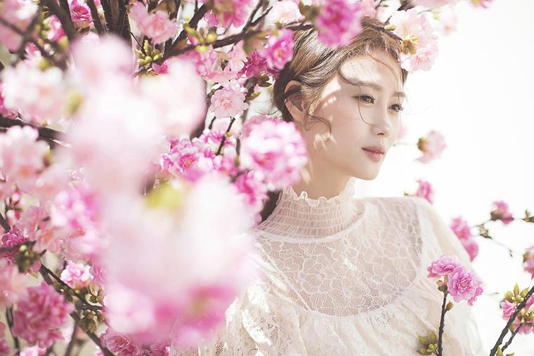 MLXN米兰新娘-韩式花海婚纱照