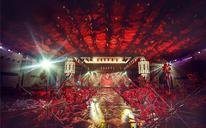 【好先生婚礼定制】—Times Square·复古红色