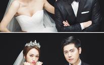 #韩国艺匠#韩式室内婚纱照