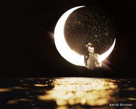 #韩国艺匠#韩式夜景婚纱照