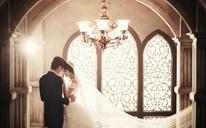 【蓝V·西安】(一生所爱-婚纱)唯美城堡婚纱照