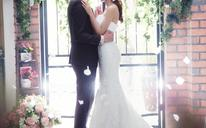 【蓝V·西安】(爱情花语-婚纱)唯美宫殿婚纱照
