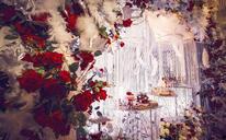 红白色主题婚礼——《一点朱砂痣》
