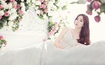 韩式城堡婚纱照-Queen婚纱摄影