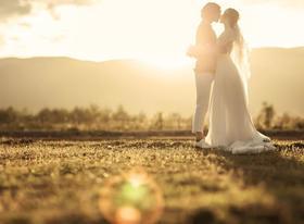 【慕意婚纱摄影】唯美公园婚纱照