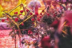 醒来Wedding | 《Z.L主题婚礼》鲜花