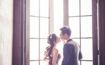 韩国首尔SUM--郑州韩式内景婚纱照