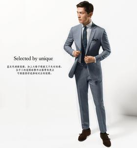 【优刻西装】男士礼服修身型相框礼服