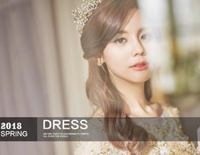 红丝绒 By 《Dress》韩式婚纱照